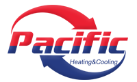 Pacific Heating and Cooling Technology Logo